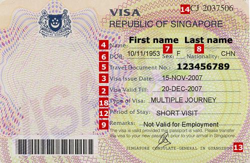 visa-singapore